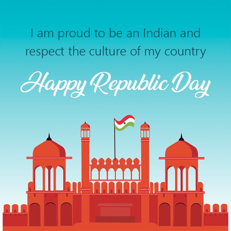 Happy  71st Republic Day India