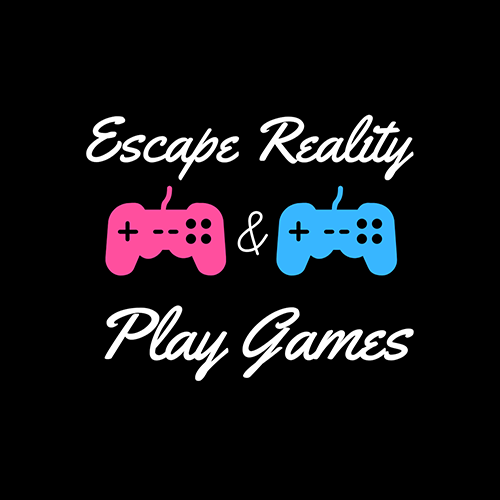 Escape reality and play games